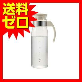 ハリオ 冷蔵庫ポットスリム N 1,400ml オフホワイト RPLN-14-OW
