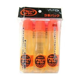ヤマト NA-50R- 3P 液状のり アラビックヤマト 3本パック 50ML×3本 ※商品は1点 ( 個 ) の価格になります。