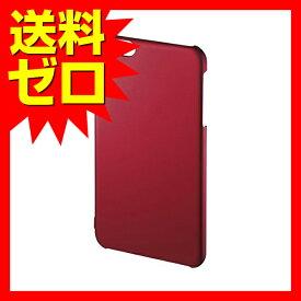 サンワサプライ ラバーコーティングハードケース(iPhone6Plus用)☆PDA-IPH010R★【送料無料】|1602SATP^