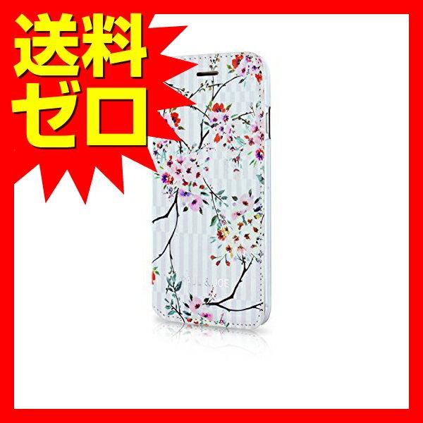 iPhone 7 ケース PAUL&JOE PU エアージェイ アイフォン7 PU Booktype Case - Tree