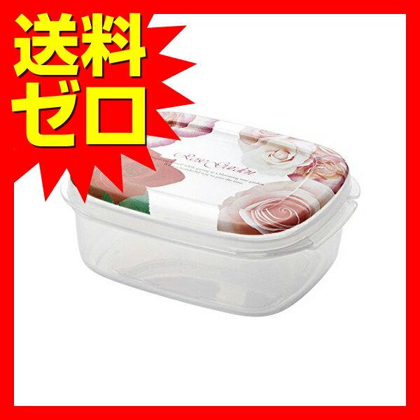 タケヤ プラスチック 保存容器 ローズガーデン 550ml