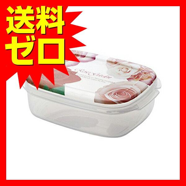 タケヤ プラスチック 保存容器 ローズガーデン 820ml