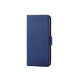 エレコム iPod Touch 【第6世代】 手帳型 レザー カバー ウルトラスリム サイドマグネットブルー AVA-T17PLFUBU / ソフトレザーカバー / ブルー 【あす楽】 ELECOM