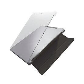 エレコム iPad ケース 新型 9.7 2018 ( 第6世代・新しい9.7インチ ) / 2017 スマートカバー対応 シェルカバー クリア TB-A179PV2CR 9.7インチ iPad 2017年モデル / シェルカバー / スマートカバー対応 / クリア ELECOM 【あす楽】