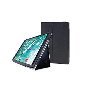 エレコム iPad ケース 新型 9.7 2018 ( 第6世代・新しい9.7インチ ) / 2017 ソフトレザー 軽量 フラップカバー 2アングル ブラック TB-A179PLFBK 9.7インチ iPad 2017年モデル / フラップカバー / ソフトレザー / 2アングル / ブラック ELECOM