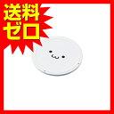 エレコム Qi規格対応ワイヤレス充電器 / 5W / 薄型 / 卓上 / ホワイトフェイス W-QA03...