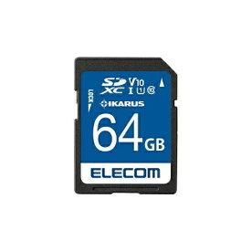 エレコム SDHCカード / IKARUSイカロス付 / UHS-I U1 32GB MF-FS032GU11IKA 【 あす楽 】