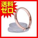 エレコム スマホ リング ホールドリング [スマートフォンやケースをいかす透明デザイン] ピンク P-STRCRPN スマートフ…