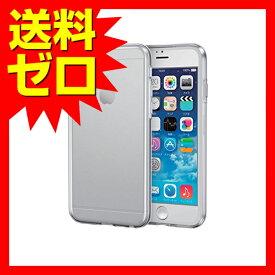 ELECOM iPhone 6s / 6 対応 ハイブリッドケース クリア×クリア PM-A15HVCCR エレコム iPhone6s / 6用ハイブリッドケース / クリア×クリア 【 あす楽 】