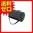 ELECOM ZEROSHOCK 一眼レンズケース Mサイズ ( 参考収納寸法:直径80mm×長さ140mm ) ブラック ZSB-DSL001BK エレコム …