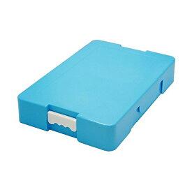 デビカ つながるパッチン おどうぐばこ 手さげ付き A4 ブルー 041440 人気商品 ※商品は1点(本)の価格になります。
