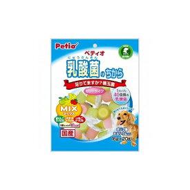 ペティオ ( Petio ) 犬用おやつ 乳酸菌のちから ゼリータイプ Mix 16g×20個入 ミルク 16g ドッグフード ドックフート 犬 イヌ いぬ ドッグ ドック dog ワンちゃん※商品は1点 ( 個 ) の価格になります。