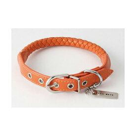 アドメイト 首輪 マニアラカラー オレンジ 中型犬用 Mサイズ 犬 イヌ いぬ ドッグ ドック dog ワンちゃん※商品は1点 ( 個 ) の価格になります。