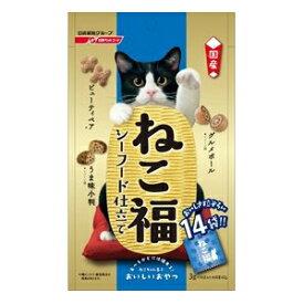 ねこ福シーフード3g×14 おまとめセット 【 6個 】 キャットフード 猫 ネコ ねこ キャット cat ニャンちゃん