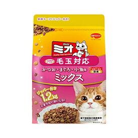 ミオドライ毛玉かつお1.2kg おまとめセット 【 6個 】 キャットフード 猫 ネコ ねこ キャット cat ニャンちゃん