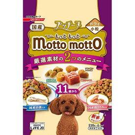 プッチーヌ mottomotto ドライ 11歳から8 40g 犬用 犬フード 日清ペットフード(株)