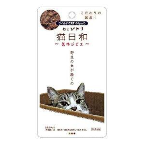 猫日和レトルト 鹿肉ジビエ 40g わんわん 猫 フード ウェット ※商品は1点(個)の価格になります。