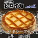 トロイカ ベークドチーズケーキ 5号(6人分) 同梱不可