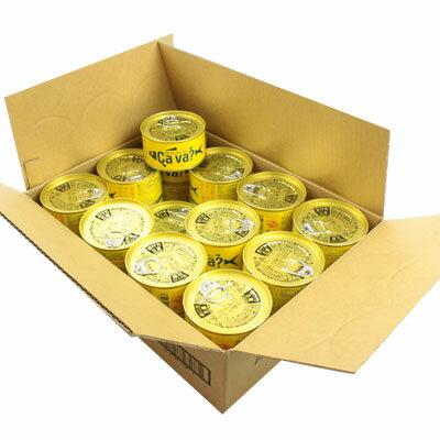 国産サバのオリーブオイル漬 サヴァ缶 1ケース24缶入