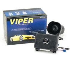 VIPER330Vスマートキーのお車に安く防犯するなら330V【純正キーレス連動セキュリティ】【プッシュスタート車も取付可】簡単操作【バイパー 330V】