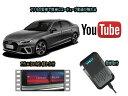 アウディ(AUDI) A4 2021年式VISIT ELA-X1-PRO-4GBユーチューブ(YOUTUBE)アマゾンプライムのスマホ動画をカープレイ対応の車のモニター…