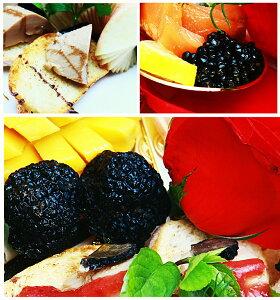 世界三大珍味ギフトセットキャビア、フォアグラ、トリュフせ三大珍味セット
