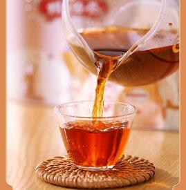 プーアル茶 極上品 無農薬 無添加 本場雲南六大茶山産 とう茶 2008年産物4g×23個 ダイエット 茶葉 送料無料