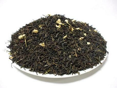 ジャスミン茶 業務用 本場福建省胡蝶マークジャスミン茶1キロ(500g×2袋) 業務用とたっぷり飲みたい方に あす楽