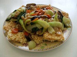 中華おこげ 珍しい美味しい 1キロ ( 500g×2 )