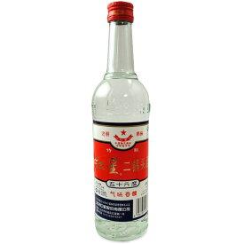 白酒 中国酒 特制☆紅星 二鍋頭酒(アルコードシュ)56度 500ml入り