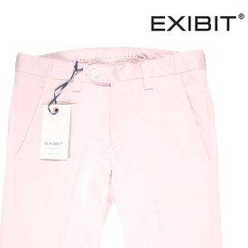 【52】 EXIBIT エグジビット カラーパンツ メンズ 春夏 ピンク 並行輸入品 メンズファッション 男性用 ビジネス ズボン 大きいサイズ 日本未入荷 ラッピング無料 送料無料