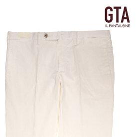 【50】 G.T.A ジーティーアー コットンパンツ メンズ ホワイト 白 並行輸入品 メンズファッション 男性用 ビジネス ズボン 日本未入荷 ラッピング無料 送料無料