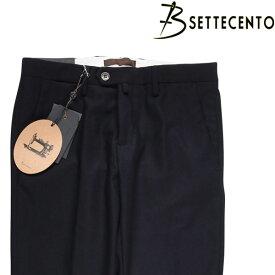【32】 B SETTECENTO ビーセッテチェント スラックス メンズ 秋冬 ネイビー 紺 並行輸入品 メンズファッション 男性用 ビジネス ズボン 日本未入荷 ラッピング無料 送料無料