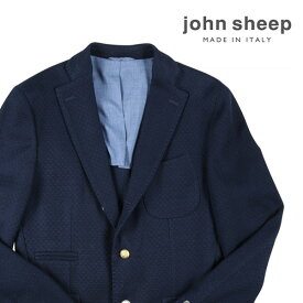 【46】 JOHN SHEEP ジョン・シープ ジャケット メンズ ネイビー 紺 並行輸入品 メンズファッション 男性用 ビジネス アウター トップス 日本未入荷 ラッピング無料 送料無料
