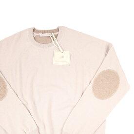 【50】 ARAN CASHMERE アラン カシミア 丸首セーター メンズ 秋冬 ホワイト 白 並行輸入品 メンズファッション 男性用 ビジネス ニット 日本未入荷 ラッピング無料 送料無料