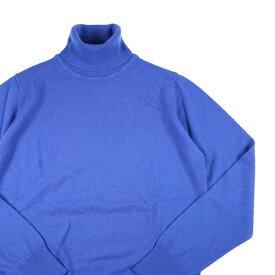 【52】 DOWNSHIFTING ダウンシフティング タートルネックセーター メンズ 秋冬 カシミヤ100% ブルー 青 並行輸入品 メンズファッション 男性用 ビジネス ニット 大きいサイズ 日本未入荷 ラッピング無料 送料無料