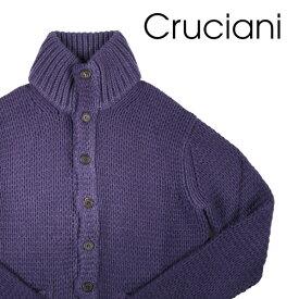 CRUCIANI(クルチアーニ) ハイネックセーター CU13.041 パープル 50 【W20235】