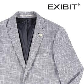 【46】 EXIBIT エグジビット ジャケット メンズ 春夏 ホワイト 白 並行輸入品 メンズファッション 男性用 ビジネス アウター トップス 日本未入荷 ラッピング無料 送料無料