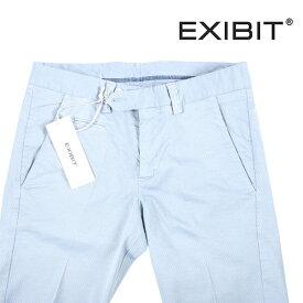 【50】 EXIBIT エグジビット ハーフパンツ メンズ 春夏 ブルー 青 並行輸入品 メンズファッション 男性用 ビジネス ズボン 日本未入荷 ラッピング無料 送料無料