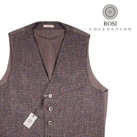 ROSI COLLECTION(ロージコレクション) ジレ GATSBY ブラウン 50 21065 【W21067】