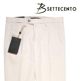 B SETTECENTO(ビーセッテチェント) パンツ 6033 オフホワイト 29 21342off 【A21342】
