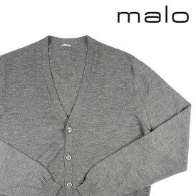 malo(マーロ) カーディガン UMG129/F1Z10 グレー 46 【A21683】