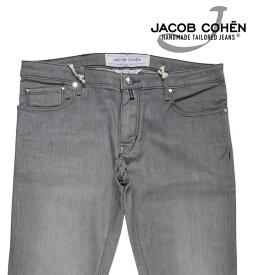 JACOB COHEN(ヤコブコーエン) ジーンズ J696 グレー 34 21990 【A21990】