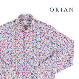 ORIAN(オリアン) 長袖シャツ CW91 マルチカラー 40 【S22037】