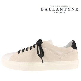 BALLANTYNE(バランタイン) スニーカー LME000 ULESC アイボリー 43 22400 【A22402】