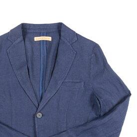 【XXL】 succo di lana スッコ・ディ・ラナ ジャケット メンズ 春夏 ネイビー 紺 並行輸入品 メンズファッション 男性用 ビジネス アウター トップス 大きいサイズ 日本未入荷 ラッピング無料 送料無料