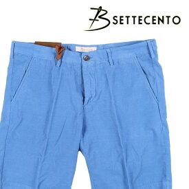 B SETTECENTO(ビーセッテチェント) ハーフパンツ B801-7006 ブルー 33 22848bl 【S22860】