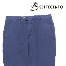 【42】 B SETTECENTO ビーセッテチェント パンツ メンズ 春夏 ネイビー 紺 並行輸入品 メンズファッション 男性用 ビジネス ズボン 大きいサイズ 日本未入荷 ラッピング無料 送料無料