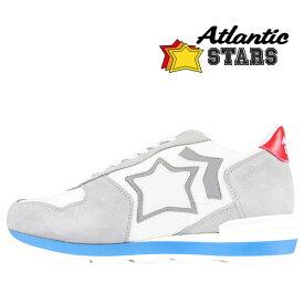 Atlantic Stars(アトランティックスターズ) スニーカー ANTARES BAB-34B ホワイトグレー 42 23092 【A23094】