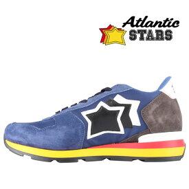 Atlantic Stars(アトランティックスターズ) スニーカー ANTARES NN-89B ブルーグレー 41 23099 【A23099】